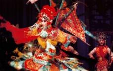 京劇表演圖片