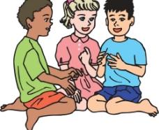 儿童漫画图片