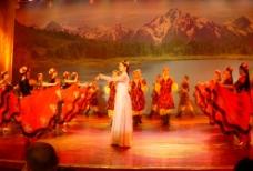 乌鲁木齐大巴扎歌舞图片