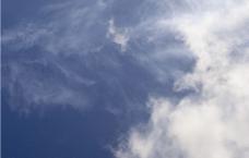 天空白云图片