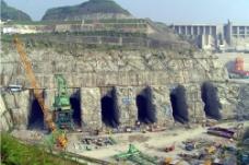 三峡地下电站图片