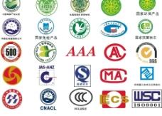 國內認證標志cdr圖片
