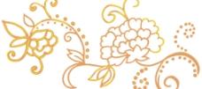PSD花纹图片
